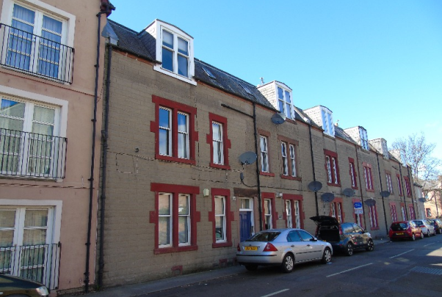 Thumbnail Flat to rent in Balcarres Place, Musselburgh, East Lothian, 7Sa