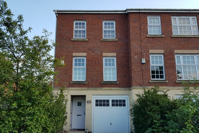 Thumbnail Terraced house for sale in Princess Drive, York