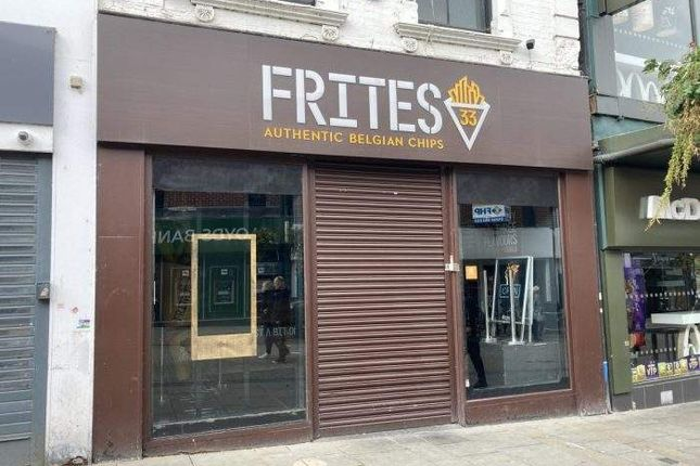 Thumbnail Retail premises to let in 46 St Peters Street, 46 St Peters Street, Derby