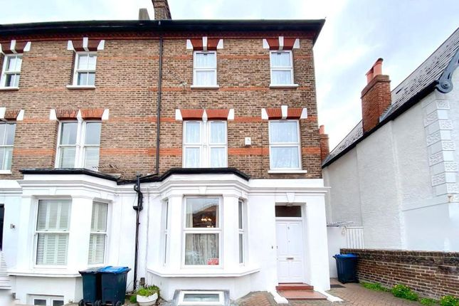 Thumbnail End terrace house to rent in South Park Road, Wimbledon, London