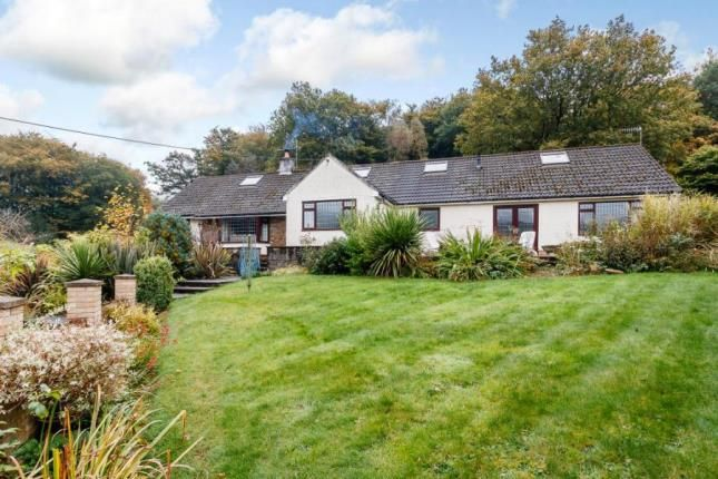 Thumbnail Detached house for sale in New Row, Machen, Caerphilly