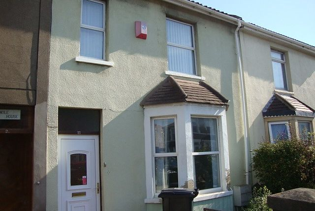 Thumbnail Terraced house to rent in Drove Road, Weston Super Mare