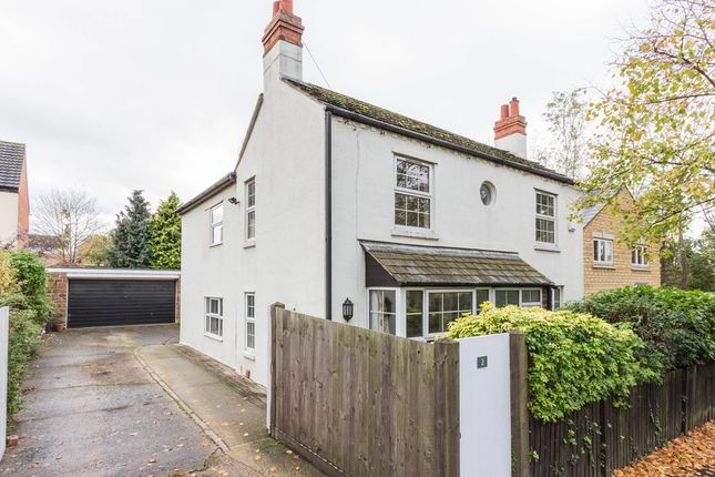 Thumbnail Detached house for sale in Irthlingborough Road, Finedon, Wellingborough