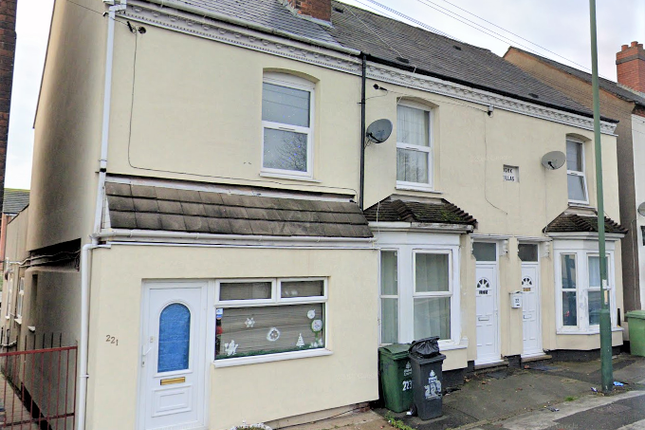 Thumbnail Terraced house for sale in Bloxwich Road, Walsall