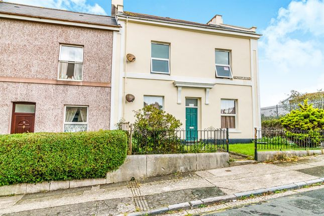 Thumbnail Flat for sale in Herbert Place, Morice Town, Plymouth