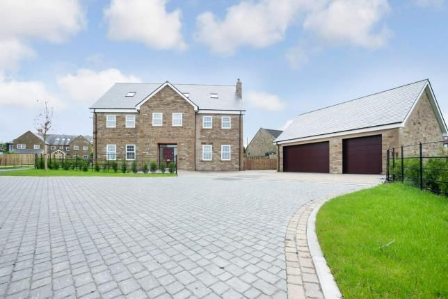 Thumbnail Detached house for sale in North Carol Wood, Medburn, Northumberland