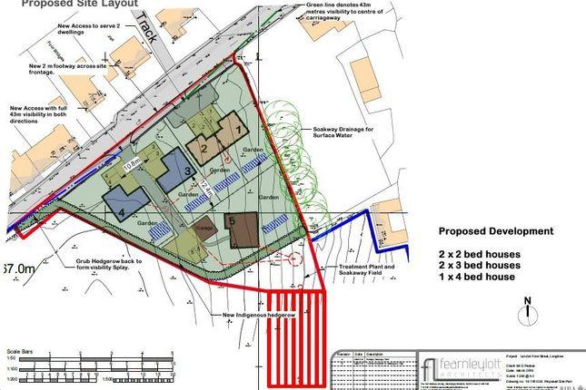Thumbnail Land for sale in Fore Street, Langtree, Torrington