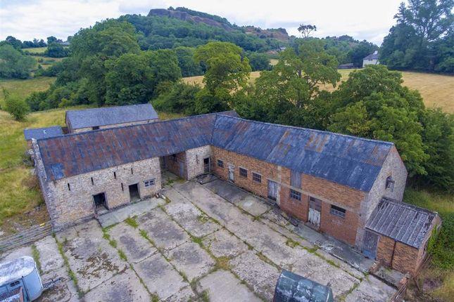 Thumbnail Barn conversion for sale in Carreghofa, Llanymynech