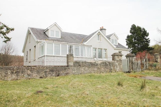 Thumbnail Detached house for sale in Balintombuie Dalriechart, Glenmoriston Near Inverness IV637Yj