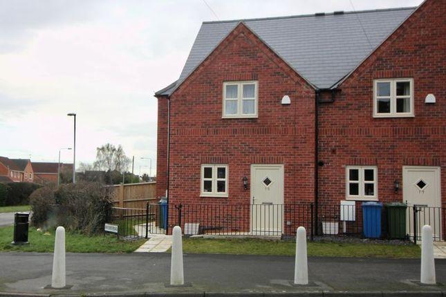 Thumbnail Semi-detached house to rent in Brecks Road, Retford
