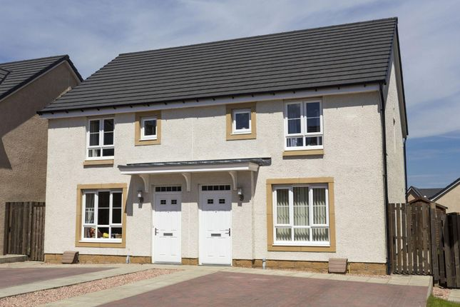 """Thumbnail Semi-detached house for sale in """"Cawdor"""" at Kirkton North, Livingston"""