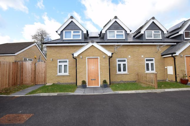 Thumbnail Semi-detached house to rent in Eden Place, North Cheam