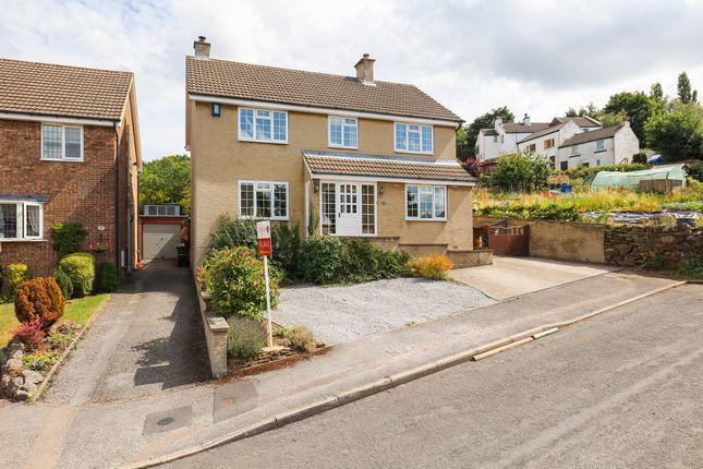 Thumbnail Detached house for sale in Valley Rise, Barlow, Dronfield
