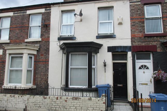 Thumbnail Terraced house to rent in Trevelyan Street, Liverpool