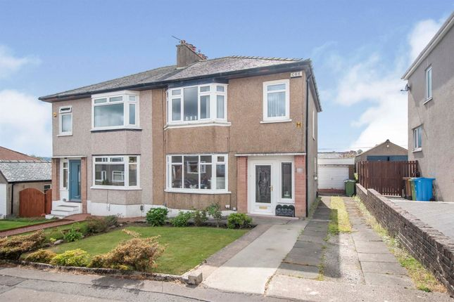 Semi-detached house for sale in Craighill Drive, Clarkston, Glasgow