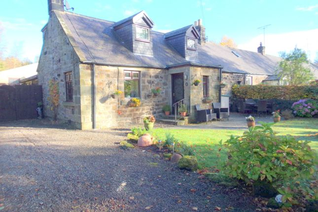 Thumbnail Terraced house for sale in The Village, Eglingham, Alnwick