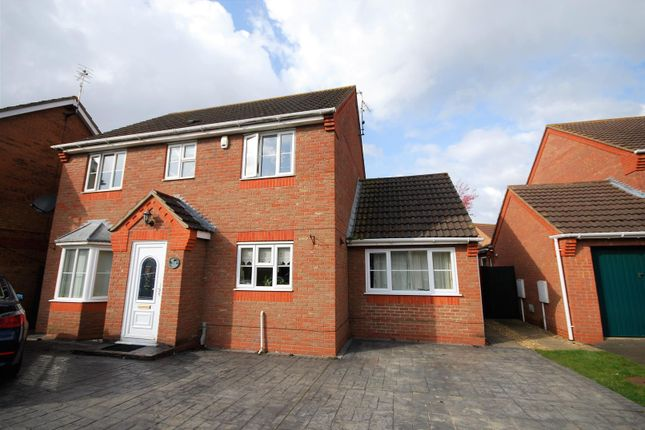 Thumbnail Room to rent in Harlequin Drive, Spalding