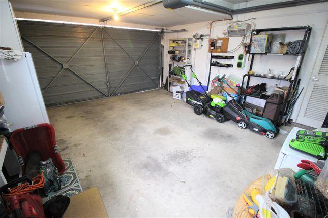 Double Garage of Katherine Drive, Toton, Nottingham NG9