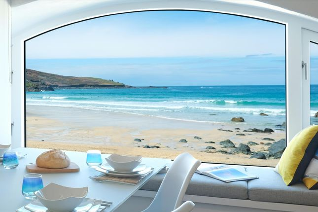 Thumbnail Property for sale in Porthmeor Road, St. Ives, Cornwall