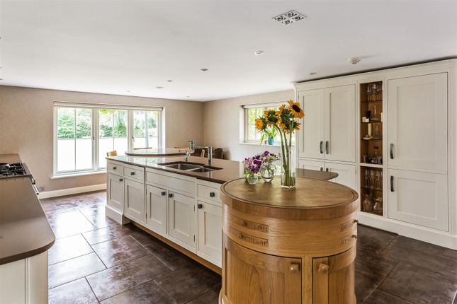 Thumbnail Detached house for sale in Winkfield Road, Ascot