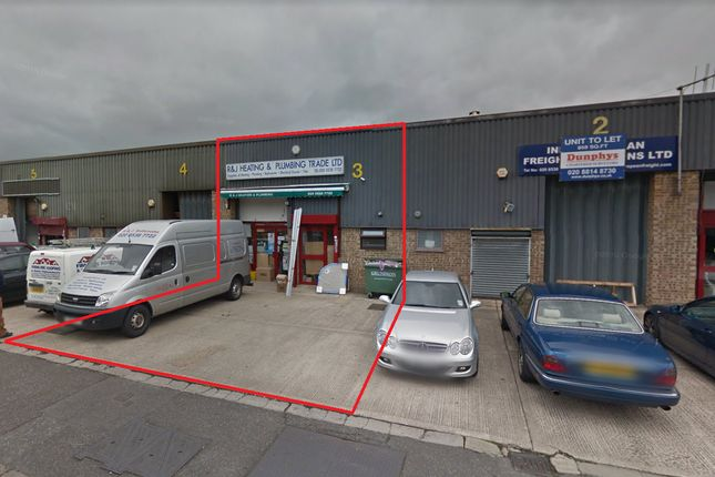 Thumbnail Light industrial for sale in Derby Road Industrial Estate, Hounslow