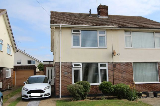 Thumbnail Semi-detached house for sale in Common Lane, Benfleet