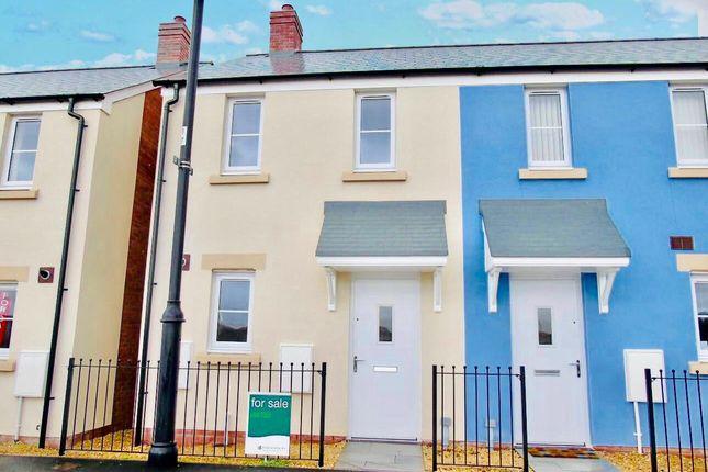 2 bed semi-detached house to rent in Heol Stradling, Coity, Bridgend CF35