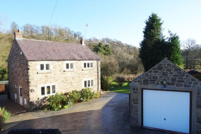 Thumbnail Detached house for sale in Lakeside, Bakewell, Derbyshire