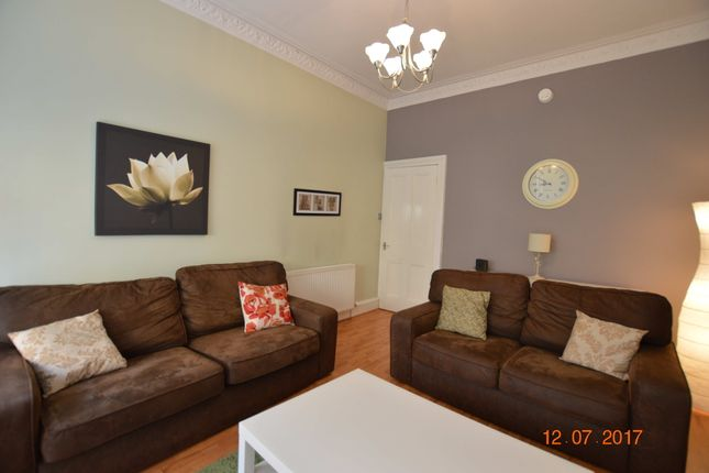 Thumbnail Flat to rent in Roslea Drive, Dennistoun, Glasgow