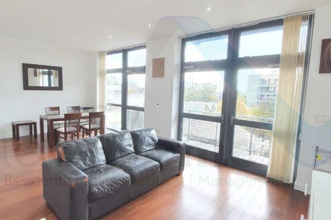 Thumbnail Flat to rent in Pentonville Road, Islington