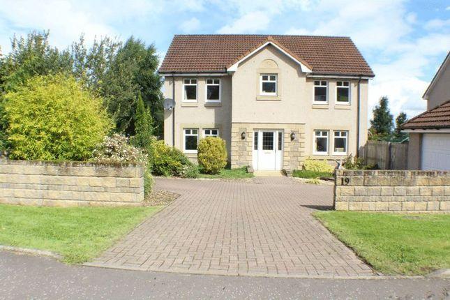 Thumbnail Detached house for sale in Gardens Road, Newburgh, Cupar