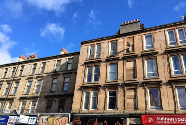 Thumbnail Flat to rent in Victoria Road, Glasgow