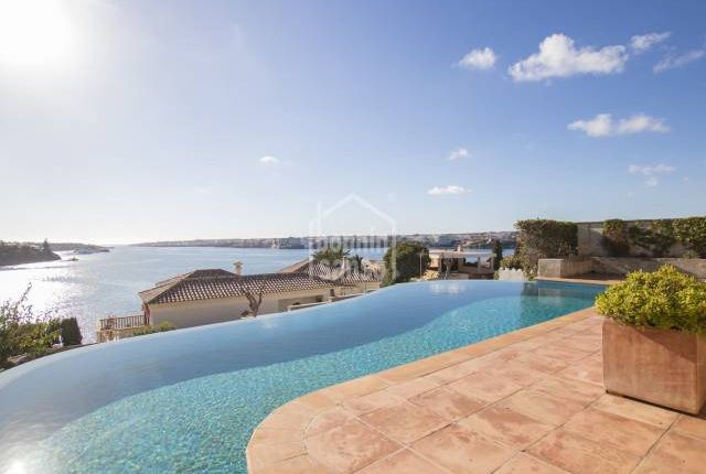Thumbnail Villa for sale in Cala Llonga, Mahon, Balearic Islands, Spain