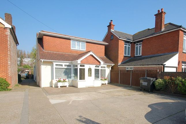 Thumbnail Detached house for sale in Fareham Road, Gosport