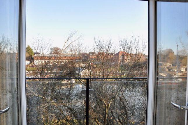 Balcony Outlook of Robins Corner, Evesham WR11