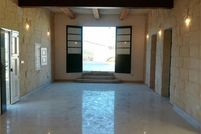 Thumbnail Property for sale in 3 Bedroom Farmhouse, Rabat, Northern, Malta