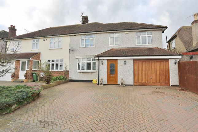 Thumbnail Semi-detached house for sale in Horley Close, Bexleyheath