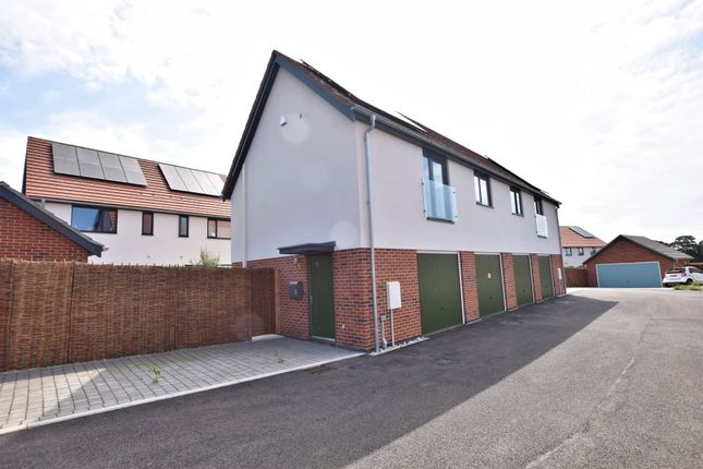Thumbnail Mews house for sale in Coopers Crescent, Hingham, Norwich