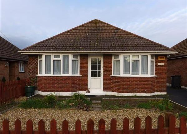 Thumbnail Bungalow to rent in Shaftesbury Road, Gillingham