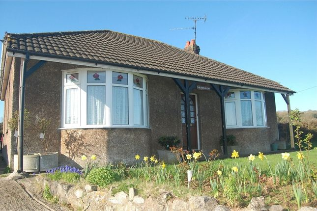 Thumbnail Detached bungalow for sale in Caerwent, Caldicot