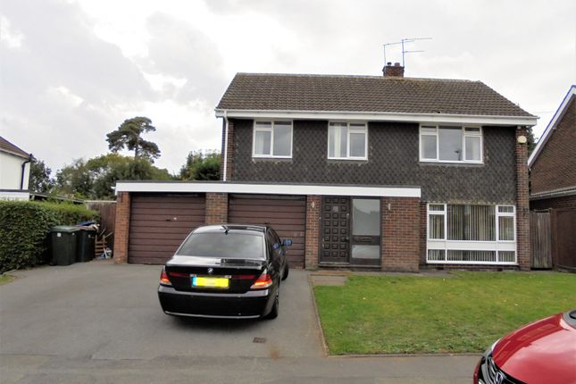 Thumbnail Detached house to rent in Knoll Drive, Coventry, West Midlands