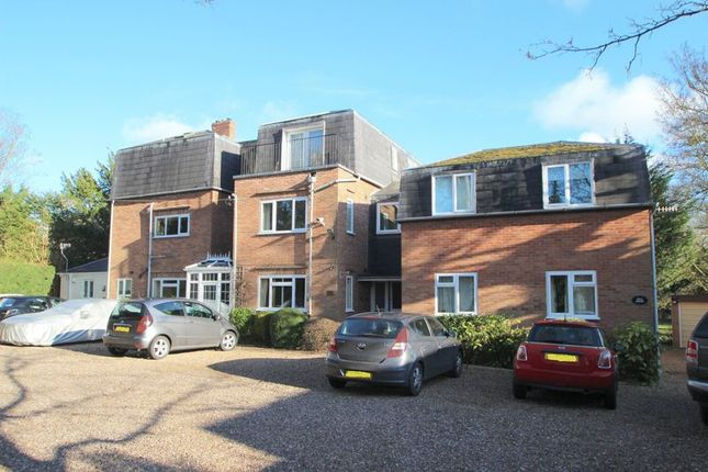 Thumbnail Flat for sale in Hill House, 16 - 18 Welcombe Road, Stratford-Upon-Avon