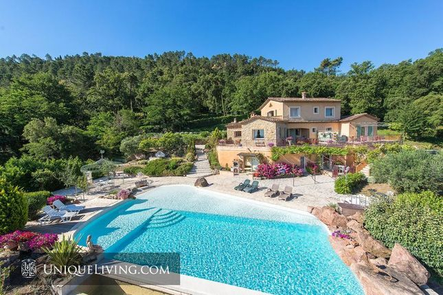 Thumbnail Villa for sale in Cannes, French Riviera, France