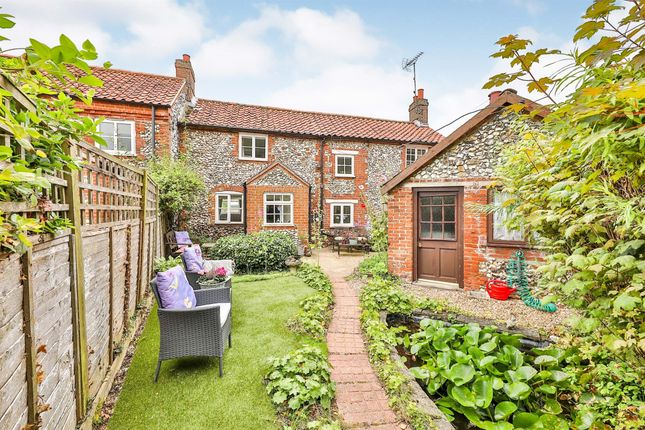 Thumbnail Cottage for sale in Tittleshall Road, Litcham, King's Lynn
