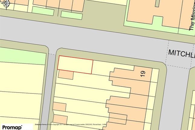 Thumbnail Land for sale in Malvern Road, London