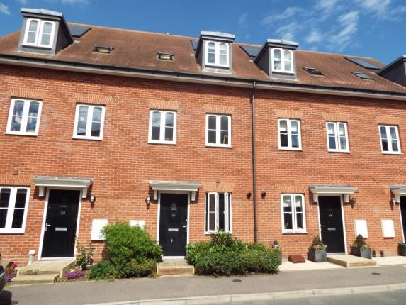 Thumbnail Terraced house for sale in Purcell Road, Witham