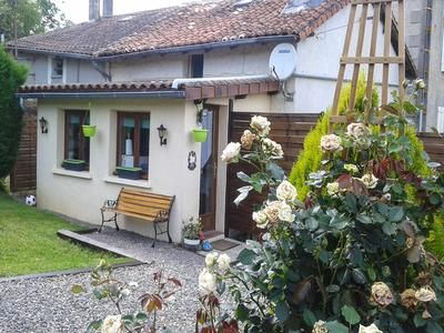 2 bed property for sale in Etagnac, Charente, France