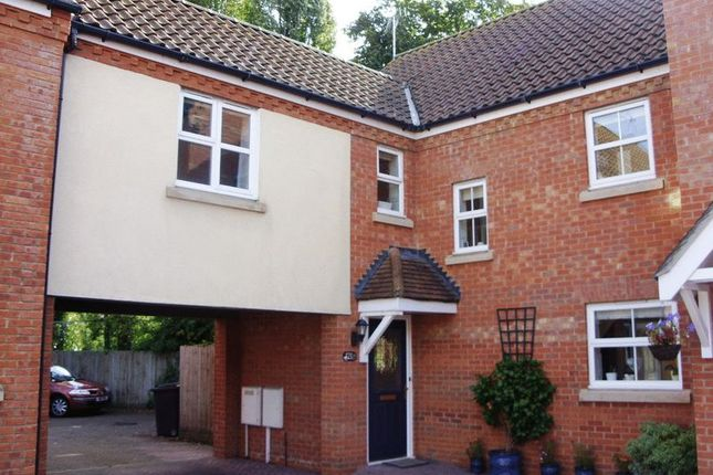 Thumbnail Semi-detached house to rent in Eagle Way, Harrold, Bedford