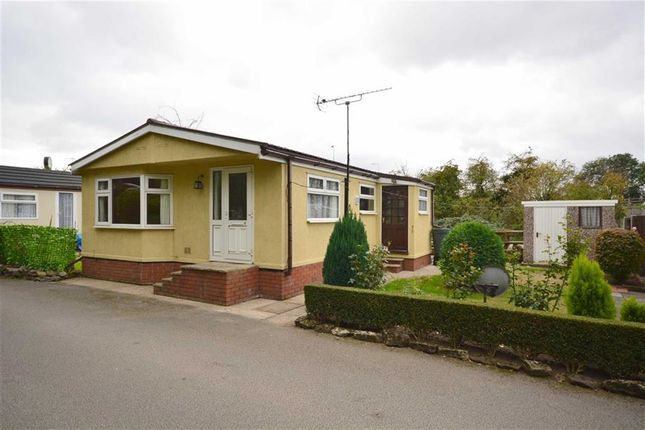 Thumbnail Mobile/park home for sale in Ford Lane, Little Eaton, Derby