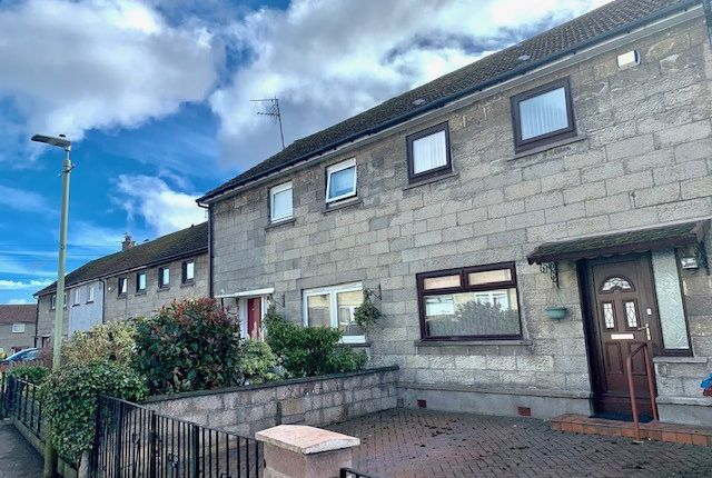 Thumbnail Terraced house for sale in Brownhill Street, Dundee